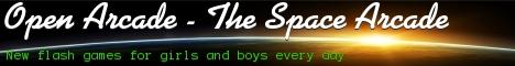 Open Arcade - The Space Arcade