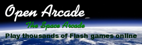 Open-Arcade – The Space Arcade – Play Free Cool Online Games
