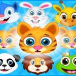 Animals Crush Match 3 Toy Crush