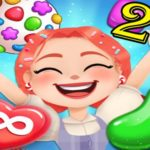 Candy Go Round Sweet Puzzle Match 3 Game Crunch