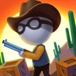 Cowboy Running adventure