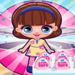 Dolls Surprise Kinder Eggs
