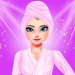 frozen princess game