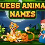 Guess Animal Names