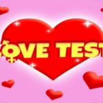 LOVE TEST – match calculator