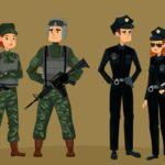 Military Soldiers War Jigsaw