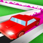 Roller Road Splat – Car Paint 3D?