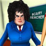 Scary Evil Teacher Games: Neighbor House Escape 3D